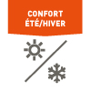 Confort été/hiver