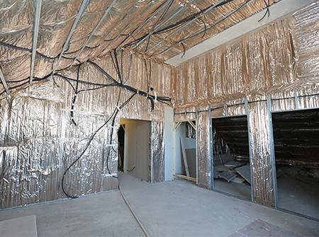 Isolation de logements collectifs en rénovation avec Hybris