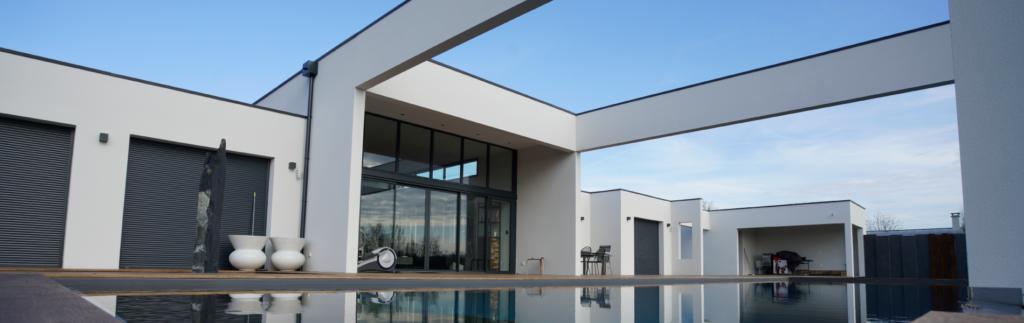Isolation d'une maison d'architecte avec Hybris
