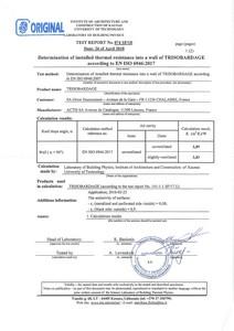 TRISO-BARDAGE-Rapport d_essai EN ISO 6946