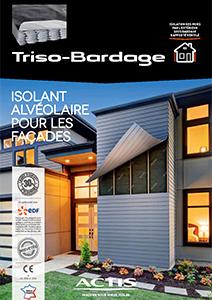 Découvrez la nouvelle brochure TRISO-BARDAGE, l'isolant alvéolaire pour les façades