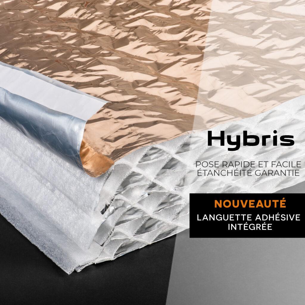 HYBRIS – «Produit Leader» sur Système D