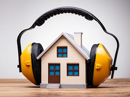 Les principales solutions d'isolation phonique et acoustique