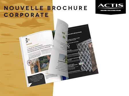 Nouvelle Brochure Corporate
